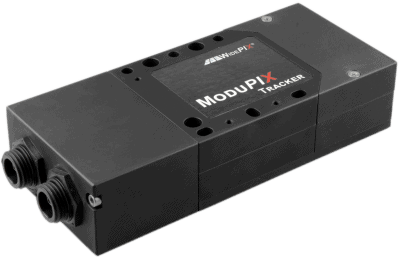 ModuPIX Tracker -Compact particle tracker for scientific experimental work