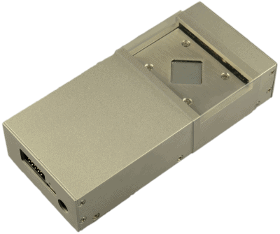 WidePIX 3D -Compact large field of view particle tracker