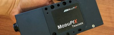 ModuPIX compact particle tracker